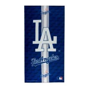 Baseball Los Angeles Dodgers Beach Towel  Can Be Used As a Bath Towel