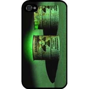 Barrels Design Rubber Black iphone Case (with bumper) Cover