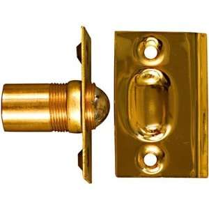 National Solid Brass Cabinet Door Ball Catch Home Improvement