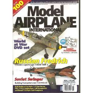 Model Airplane International Magazine (Russian Fredrich