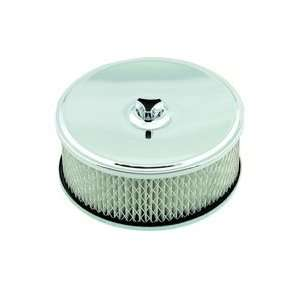 Mr. Gasket 4346 6.5IN CHROME AIR CLEANER Automotive
