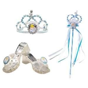 Disney Princess Cinderella Accessory Kit including Tiara