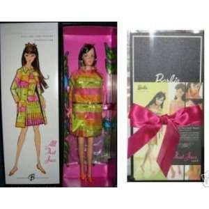Label All that Jazz Reproduction Collector Barbie Doll Toys & Games