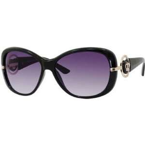 Juicy Couture Scarlet/S Womens Casual Wear Sunglasses   Black/Gray
