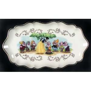 Snow White Disney Lenox Collection Candy Dish Sports