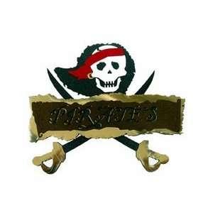 Paper Wizard   Disney   Die Cuts   Pirates Sign Arts