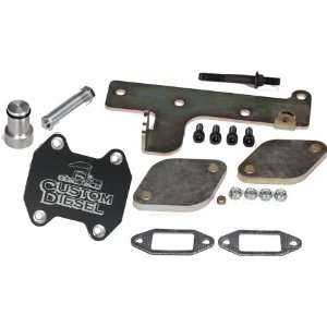 2009 11 Dodge Ram Cummins 6.7 EGR Valve Delete Kit
