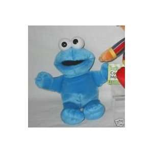 Sesame Street Cookie Monster 9 Plush Doll Toys & Games