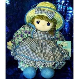 Precious Moments Country Girl 14 Plush Doll Toys & Games