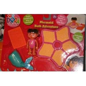 Dora the Explorer Mermaid Bath Adventure  Toys & Games