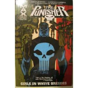Punisher #11   Girls in White Dresses: GREGG HURWITZ: Books