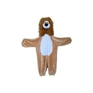 Halloween Lion Full Body Plush Costume   12   18 Months