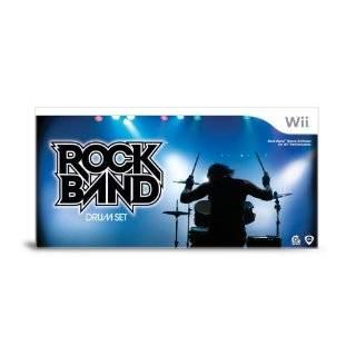 Wii Rock Band Drum Set Nintendo Wii