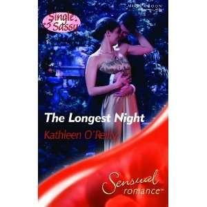 NIGHT (SENSUAL ROMANCE S.) (9780263844146) KATHLEEN OREILLY Books