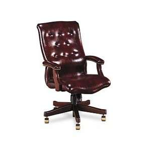 HON 6540 Series Executive High Back Swivel Chair with