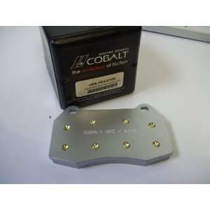 Cobalt 15mm Front Brake Pads for Ferrari, Infiniti, Nissan: Automotive
