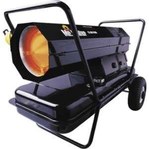 BTU Portable Kerosene Forced Air Heater