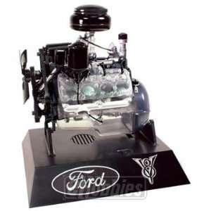 1/4 Ford Flathead V 8 Engine Kit Toys & Games