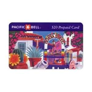 Collectible Phone Card $20. Olivera Street (First Edition   General