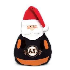 San Francisco Giants 22 Plush Santa Pillow   MLB Baseball