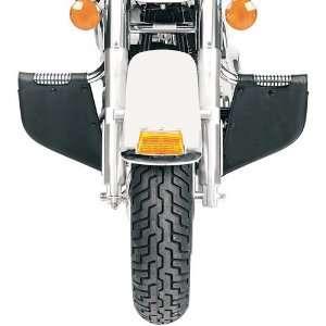 Bar & Highway Bar Lowers, Plain For Harley Davidson Touring Models