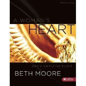 A Womans Heart Gods Dwelling Place, Member Book UPDATED