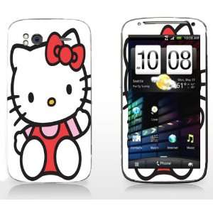 Meestick Hello Kitty White Vinyl Adhesive Decal Skin for