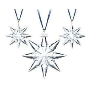 Swarovski Christmas Ornament Set 2009
