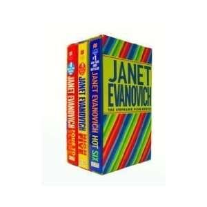 Five and Hot Six (Stephanie Plum Novels) (Paperback):  N/A : Books