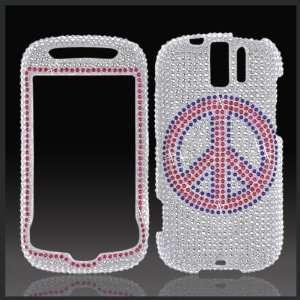 bling rhinestone diamond case cover HTC MyTouch Slide 3G Cell Phones