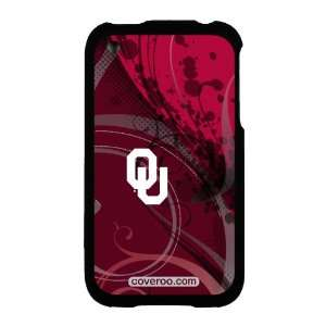 Oklahoma Swirl Design on AT&T iPhone 3G/3GS Case by