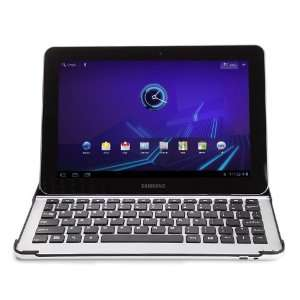 Keyboard Case and Stand for Samsung Galaxy Tab 10.1 Computers