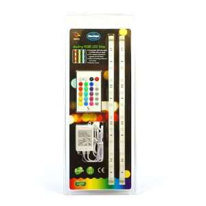 Dadny Multicolor LED Lighting Kit, w/ 2 LED Strip Lights (3rd Edition