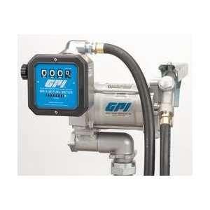 Pump,fuel Transfer,1/3 Hp,manual Nozzle   GPI
