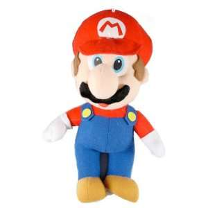 Nintendo Super Mario Brothers 12 Mario Plush Toys & Games