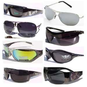 Sunglasses  Men Sport, Aviator, Vintage Case Pack 48