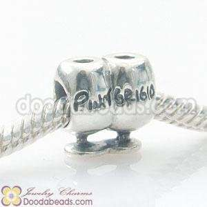 Sterling Silver Pinto Grigio Wine Glasses Bead Fits