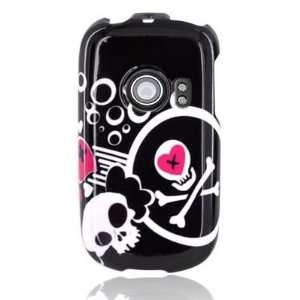Hard Snap on Shield With DEATH & LOVE Design Faceplate