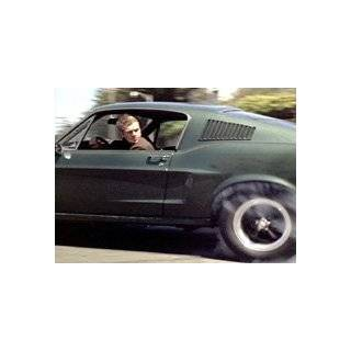 2008 Ford Mustang GT Bullitt Black 118 Autoart Diecast