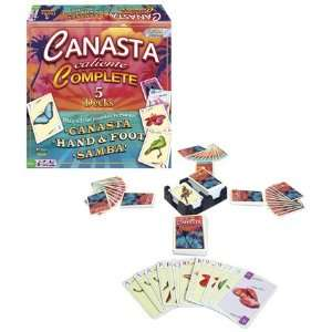 Winning Moves Canasta Caliente Complete Card Game ~ 1139