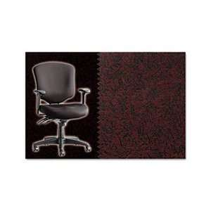 Wrigley Pro Series Mid Back Multifunction Chair, Crayola Brick