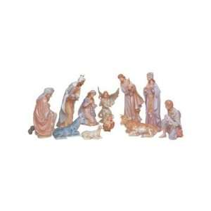 11 Piece 16 H Nativity Set Holy Religious Figurines DOES NOT INCLUDE