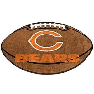 Chicago Bears NFL 22 X 35 Football Mat
