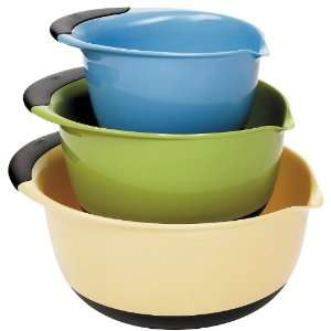 OXO Good Grips Mixing Bowl Set 3pc