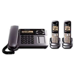 Panasonic TG1060M Series Digital Corded/Cordless Answering
