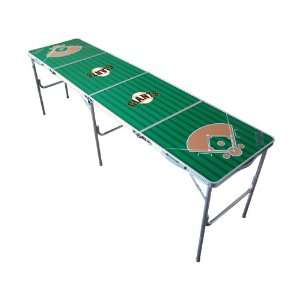 Francisco Giants Tailgate Ping Pong Table With Net