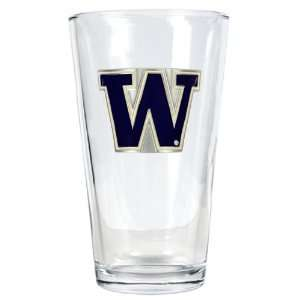 16 Oz Washington Pint Glass