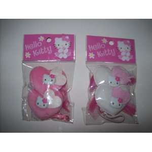 Kitty Hair Accessory Set Ponytail Holder SET OF TWO