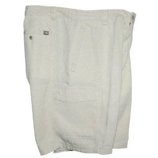 Tommy Bahama Big & Tall Flying Fishbone Pleated Shorts