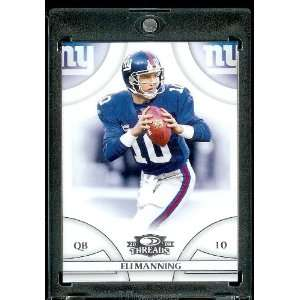 QB   New York Giants   NFL Trading Card